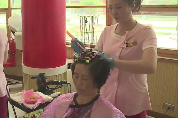 Các tiệm tóc ở Bắc Triều Tiên