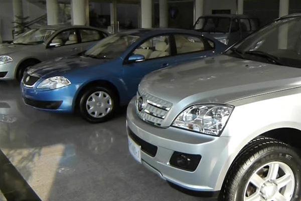 Автомобильная промышленность КНДР
