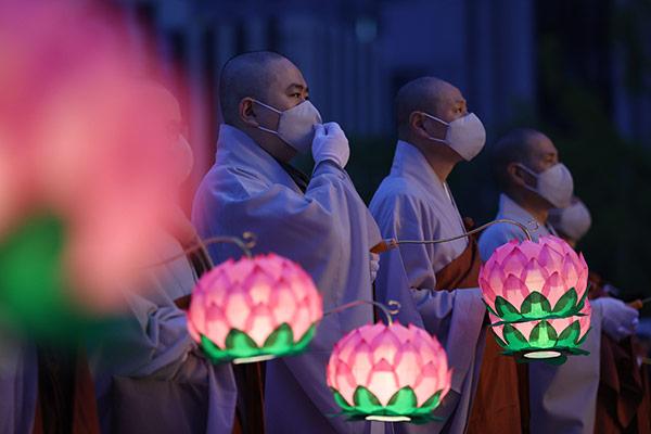 Die buddhistische Religion in Nordkorea