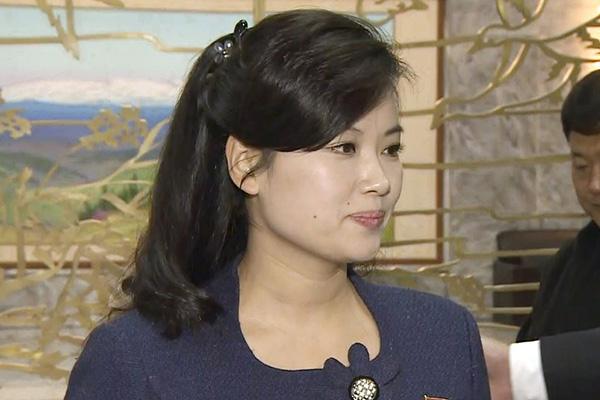 북한의 연예인