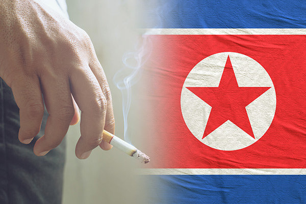 Smoking in N. Korea