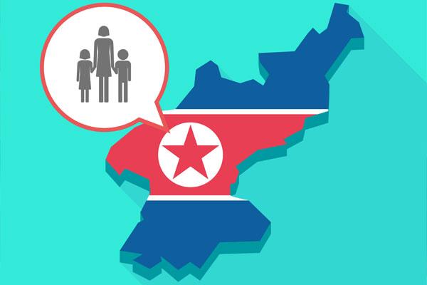 Das Erbschaftssystem in Nordkorea