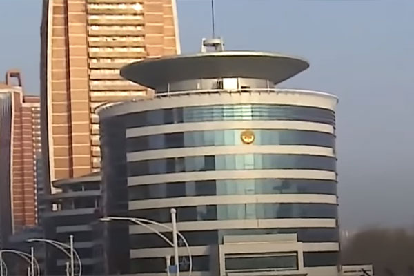북한의 기상청