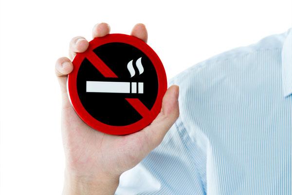 Борьба с курением в КНДР