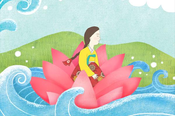 """Truyện """"Người con gái hiếu thảo Shim Cheong"""" ở Bắc Triều Tiên"""