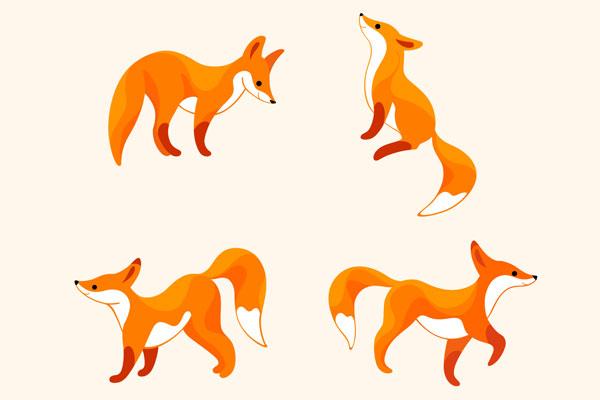 Образ лисы в северокорейском варианте сказок
