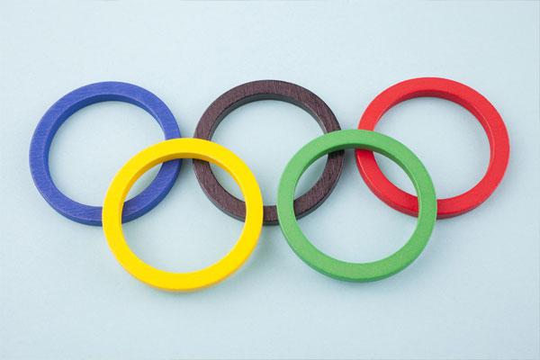 Северокорейские спортсмены на Олимпийских играх