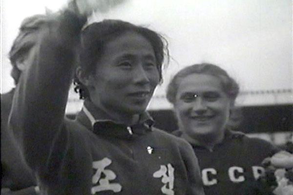 Звёзды спорта в КНДР