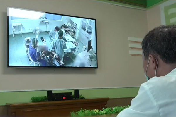 Das Gesundheitswesen in Nordkorea