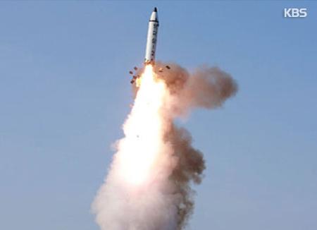 Nordkorea testet neue Mittelstreckenrakete