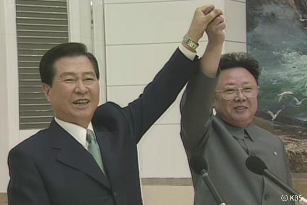 Die innerkoreanische Gipfelerklärung vom Juni 2000