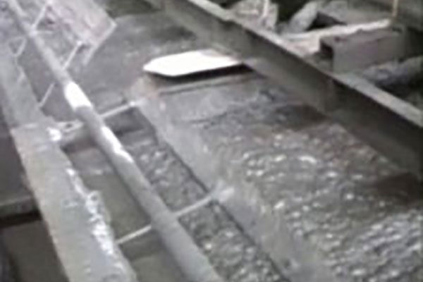 Penelitian gabungan antar-KOrea tentang sumber daya mineral di DAncheon, Korea Utara pada tahun 2007