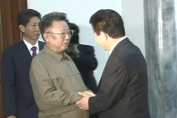 Le sommet intercoréen de 2007