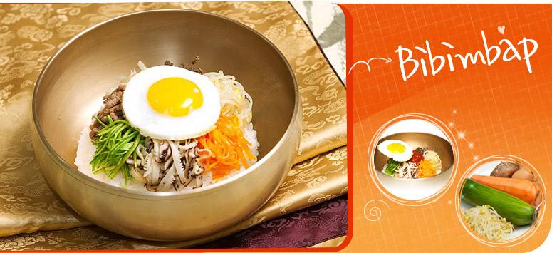 Bibimbap (비빔밥)
