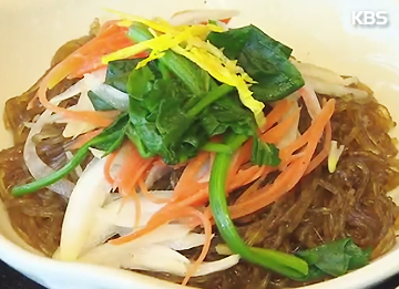 Episode #88: Korean Favorite Foods: Japchae