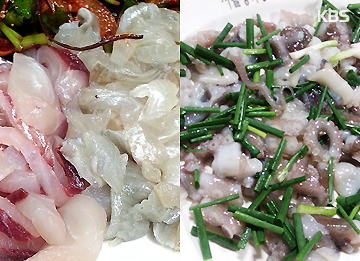 Episode #90: Korean Favorite Foods: Raw Fish and Live Octopus