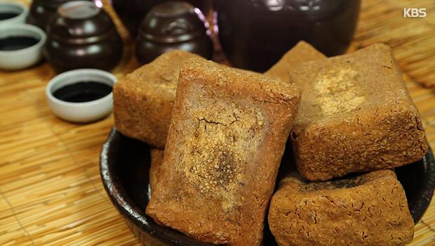 Соевая паста чхонгукчан (청국장)