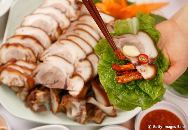 """Чокпаль - """"вечернее"""" блюдо корейцев"""