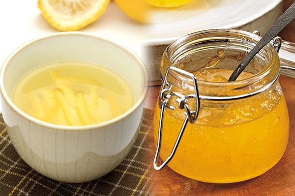Цитрусовый чай ючжачха (유자차)