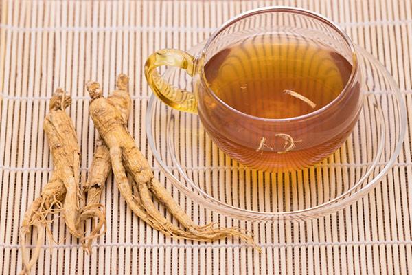 Чай с женьшенем - Часть 1 (인삼차 1)