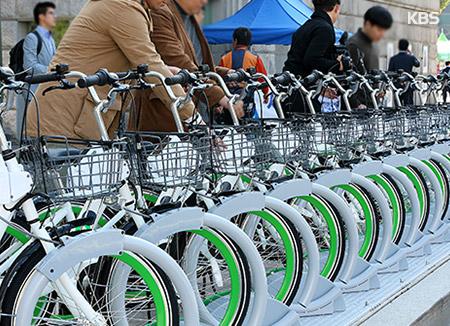 Seoul mit dem Fahrrad