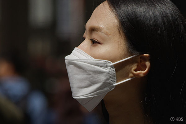 Le masque antipollution, un accessoire qui a le vent en poupe