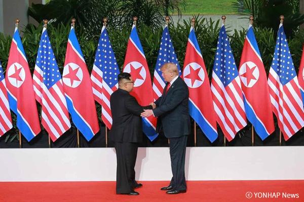 Wie das historische Gipfeltreffen zwischen Trump und Kim in Seoul wahrgenommen wurde
