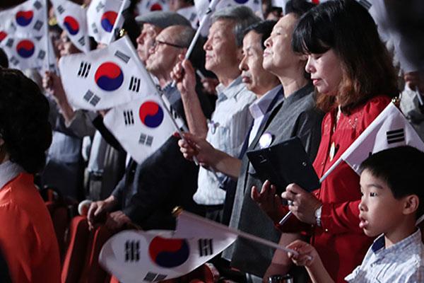 15 août, le jour de la libération de Corée