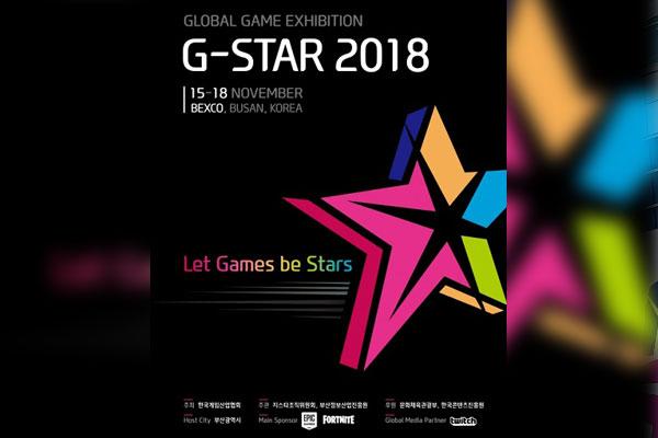 G-STAR : l'un des plus grands salons de jeux vidéo au monde