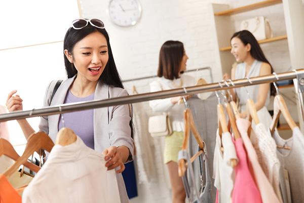 Als Deutscher in Korea Kleidung kaufen