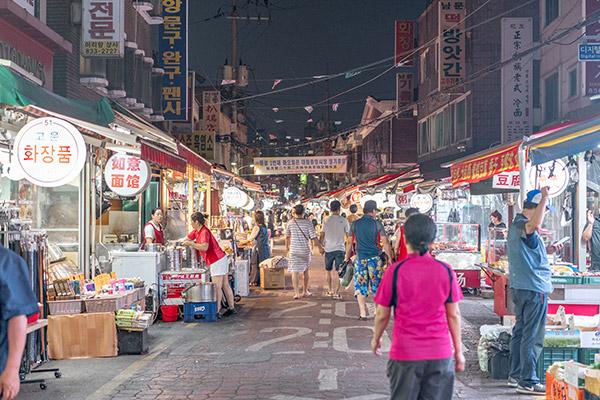 Chinatown di Seoul