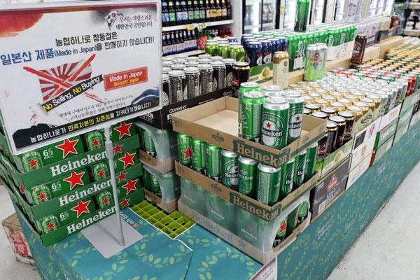 Les sud-Coréens et l'alcool