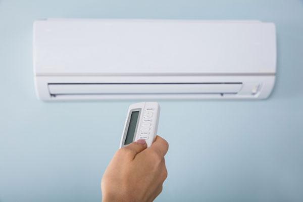 Die Klimaanlage, ein ständiger Begleiter im Sommer