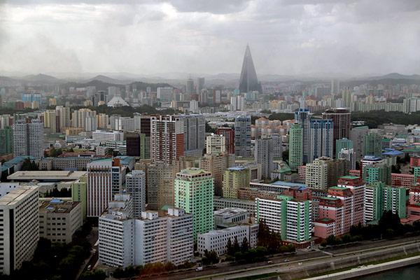 Der Alltag in Pjöngjang - eine Ausstellung mitten im Seouler Stadtzentrum