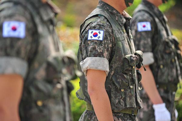 Le service militaire en Corée du Sud