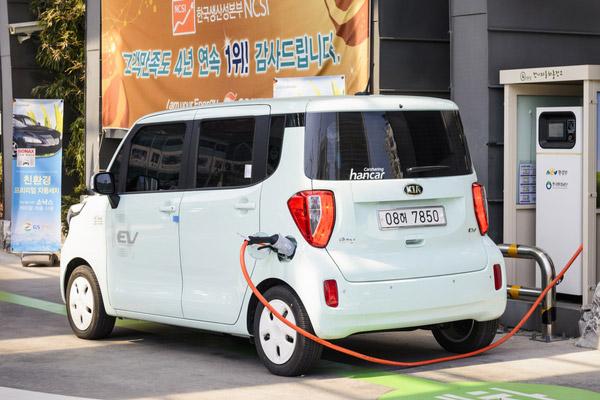 Les voitures écologiques en Corée du Sud