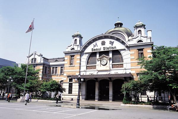 L'architecture coloniale à Séoul
