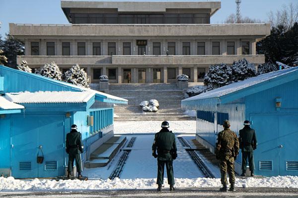 La DMZ, symbole de la guerre froide devenu haut lieu du tourisme