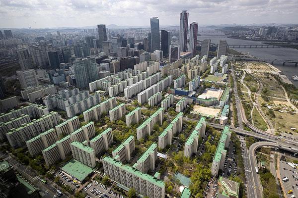Logements et habitations en Corée