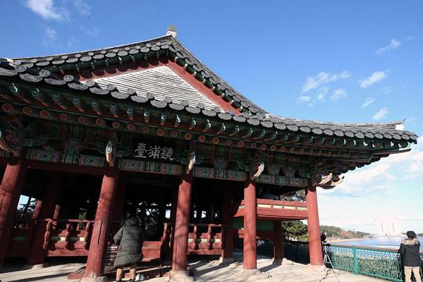 Gangneung et ses environs