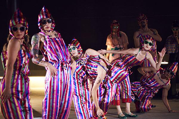 Les danseurs sud-coréens rayonnent dans le monde