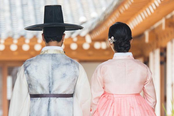 Coiffes et coiffures en Corée