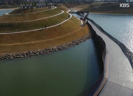 La baie de Suncheon