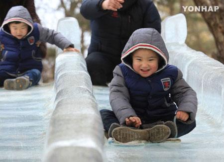 Le Festival du village des bonhommes de neige de Chuncheon