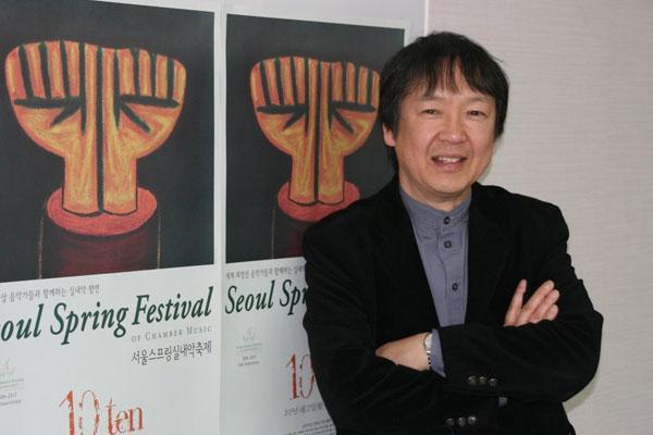 Kang Dong-suk, prodige du violon