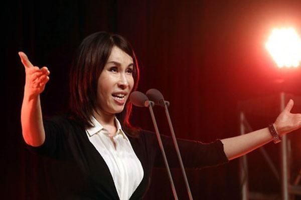 Shin Young-ok, soprano décorée de l'Ordre du mérite de la culture