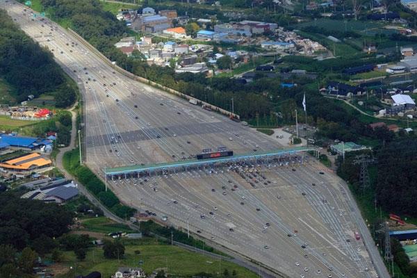 Les autoroutes sud-coréennes