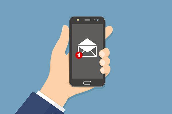 La prévention par SMS