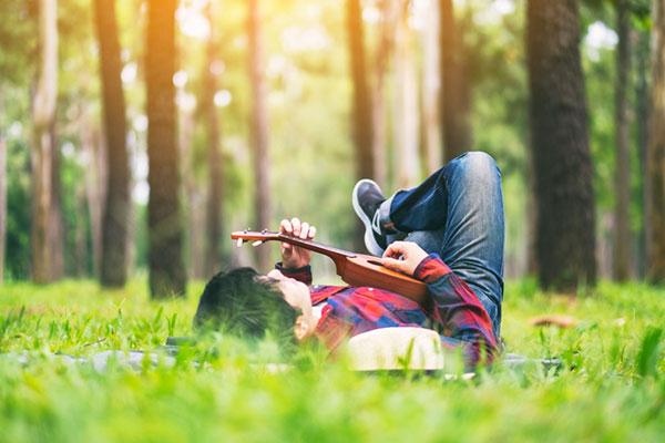 Le printemps en musique