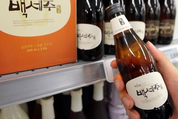Bokbunjaju et Baekseju, les vins rouge et blanc coréens